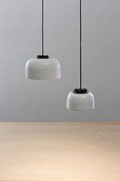Ceramic Headhat lamp produced by Santa & Cole - Equipo Santa & Cole