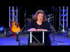 Betsy Barber: With God, Ourselves, and Others in Depression - Torrey Memorial Bible Conference 2013 - YouTube