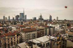 Milano dirigibile by Goldmund100, via Flickr
