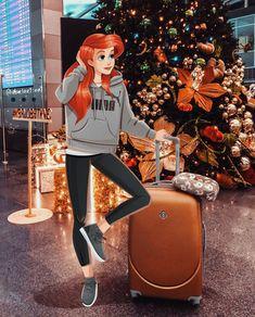 Favorite the magnificent illustrations by Dariart Art - Disney princess All Disney Princesses, Disney Princess Drawings, Disney Princess Art, Disney Princess Pictures, Disney Pictures, Disney Drawings, Disney Art, Disney Pixar, Art Drawings