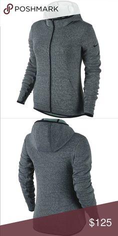 Women's Nike Therma-Fit full zip hoodie Brand new. Nike Jackets & Coats