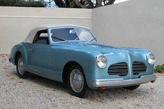 Fiat 1100 Cabriolet (Stabilimenti Farina)