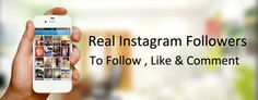 Instagram is themost effective marketing application for a lot of cell phone customers. This application should assist one popularize them selves or even their firms advertising approaches in almost all parts of the world. With millions of individuals around the globe making use of Instagram, it has definitely confirmed to be themost effective system for many of the business owners as they get to  ...