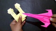 Magic Paper Funn Time For Kids || Easy Make Origmai Magic