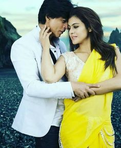 The king and queen of bollywood