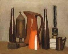giorgio morandi peintre - Recherche Google
