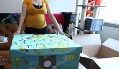 "Wait Till You See What's Inside Finland's ""Maternity Box"" Given to Every Pregnant Woman!"