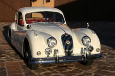 Jaguar XK140 MC Fixed Head Coupe 1956