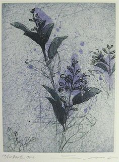 Shinji Ando, Flower of the Forest, 1996