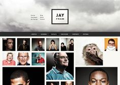 Jay Fram #webdesign #inspiration #UI