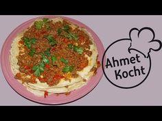 Rezept: Pfannkuchen mit Hackfleischfüllung - AhmetKocht - Folge 162 - YouTube
