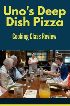 Cooking Classes are a great way to spend time with your family and friends. Great family event for all ages. Gluten Free Crust, Gluten Free Pizza, Four Cheese Pizza, Chicago Style, Thin Crust, Pesto Sauce, Family Events, Deep Dish, Cooking Classes