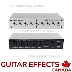 RJM Amp Gizmo at Guitar Effects Canada