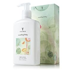 Thymes sweet leaf baby lotion