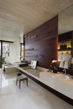 contemporist - modern architecture - woha designs - alila villas uluwatu - uluwatu - bali - interior view - bathroom