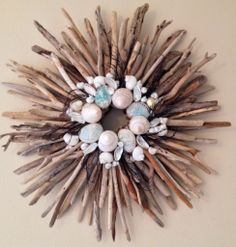 Driftwood Wreath Cabancreations.com