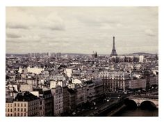 Paris Photograph  French Photography  Eiffel Tower by AliciaBock, $35.00
