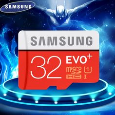 6.99$ (Buy here: http://alipromo.com/redirect/product/olggsvsyvirrjo72hvdqvl2ak2td7iz7/32676225311/en ) SAMSUNG EVO+  Micro SD 32G SDHC 80mb/s Grade Class10 Memory Card C10 UHS-I TF/SD Cards Trans Flash SDXC 64GB 128GB free shipping for just 6.99$