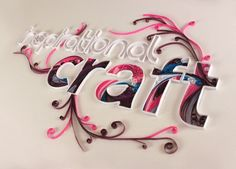 #art of #typography, #design