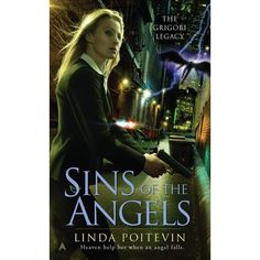 Sins of the Angels by Linda Poitevin  on StoryFinds -#paranormal fans enjoy this $1.99 sale - A detective with a secret lineage. An undercover Hunter with a bullet-proof soul. And a world made to pay for the sins of an angel