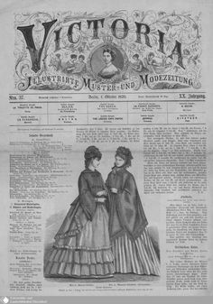 68 - Nro. 37. 1. Oktober - Victoria - Seite - Digitale Sammlungen - Digitale Sammlungen