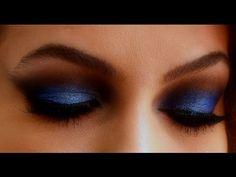 Maquiagem com a paleta The Vice por Alice Salazar