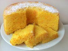 Ciambellone gusto ACE (arancia, carota, limone) | Ricetta