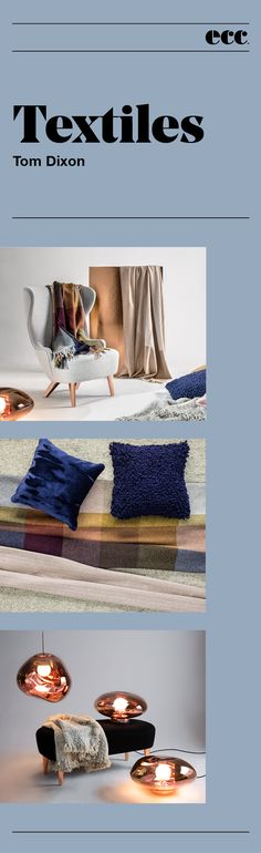 All products exclusive to ECC in New Zealand and authentic design classics that carry full manufacturers guarantees Textiles, Gift Ideas, Interior Design, Furniture, Nest Design, Home Interior Design, Interior Designing, Home Furnishings, Home Decor