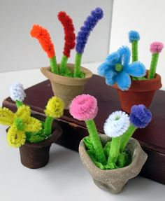5 Colorful Kids' Spring Crafts and Activities