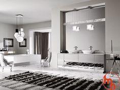 Зеркало для ванной комнаты Италия Milldue - FOUR SEASONS фото №5