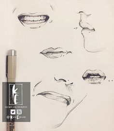 ‪ ‬Lips study [ Do not use or repost ] Tae Lips Kpop Drawings, Pencil Art Drawings, Realistic Drawings, Art Sketches, Smile Drawing, Mouth Drawing, Drawing Lessons, Drawing Techniques, Lips Sketch