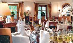 Restaurant Schloss Prielau. Zell am See. Zell Am See, Austria, Table Settings, Restaurant, Table Decorations, Furniture, Home Decor, Decoration Home, Room Decor