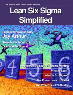 Lean Six Sigma Simplified Lean Six Sigma Simplified