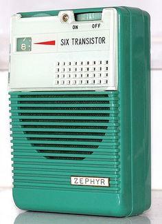 Zephyr GR-3T6 Le Radio, Pocket Radio, Old Stove, Receptor, Retro Radios, Antique Radio, Transistor Radio, Record Players, Home Tv