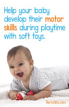 One easy activity you can do with your baby to improve their coordination is to have them roll around a soft ball or toy on the floor. You can set up multiple toys for your baby to play with, or just use one ball and pass it between the two of you. As they crawl and chase the ball, their coordination will start to improve!
