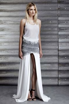 Jay Ahr Resort 2014 Collection Slideshow on Style.com