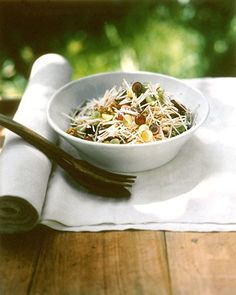 Apple Slaw with Grape Dressing Recipe