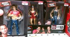 haha Jersey Shore dolls, looks like they are on sale at Walmart