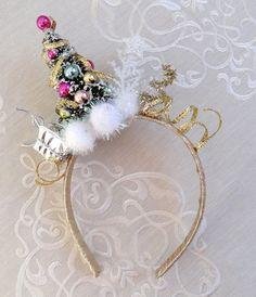 Christmas Headband For Adults.Pinterest