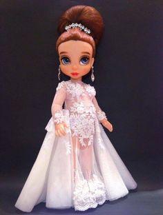 KasatkaDollsFashions - вязаная одежда для кукол Disney Toddler Dolls, Disney Princess Dolls, Disney Dolls, Baby Disney, Disney Animators, Disney Animator Doll, Pretty Dolls, Beautiful Dolls, Animation Disney