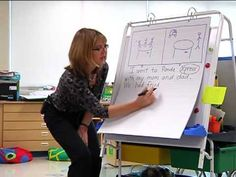 I like the teacher uses story board to teach narrative writing for Kindergarten.