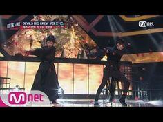 [Hit The Stage][Stage Focused] TaeminXKoharu, Cool Beauty 'Swordsman' 20160803 EP.02 - YouTube