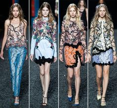 Mary Katrantzou Spring/Summer 2015 Collection – London Fashion ... ======================== RISING HOT DESIGNERS! Mary Katrantzou -------------------------------- Timothy John Designs timothyjohndesign... semiprecious jewelry necklace earrings bracelets trendy luxurious handcrafted made in NYC USA~!