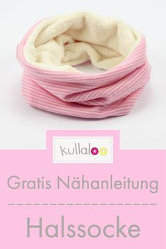 Freebook Halssocke / Loopschal Kostenlose Nähanleitungen ✁ With the free sewing pattern plus detaile Sewing Patterns Free, Free Sewing, Crochet Blanket Patterns, Crochet Stitches, Knitting Socks, Baby Knitting, Bunny Crochet, Diy Bebe, Diy Accessoires