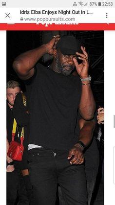 Idris Elba, Amazing