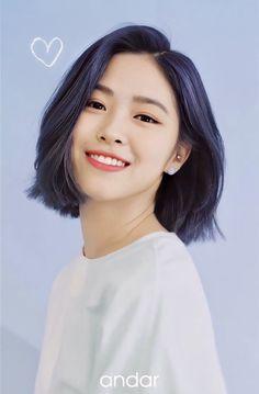 Kpop Girl Groups, Kpop Girls, Kpop Short Hair, Hair Inspo, Hair Inspiration, Mode Rose, Ulzzang Girl, Girl Crushes, Hair Goals