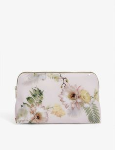 Ted Baker Makeup, Button Earrings, Blooming Flowers, Birthday Wishes, National 4, Woodland, Zip Around Wallet, Ted Baker Bag, Girly