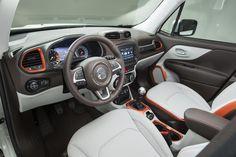Jeep Renegade Interior Wallpaper