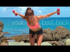 Body Beautiful Series: Best Back Ever - YouTube