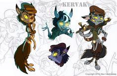 Good Griffins: Kervak!
